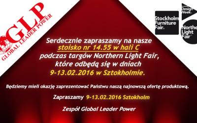 Zaproszenie naTargi Northern Light Fair 9-13.02.2016