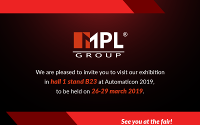 Meet us during the Automaticon trade fair!